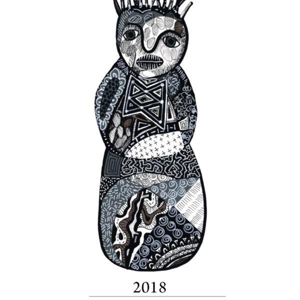 Seto pühadega 2018 PEKO seinakalender